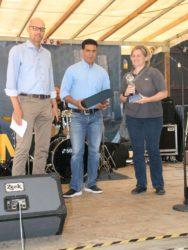 AAM Metal Forming feiert das traditionelle Sommerfest beim Fürstenberger Hof