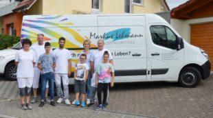 Malerfachbetrieb Markus Lehmann seit 20 Jahren erfolgreich