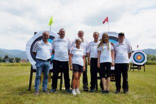 Gleich drei Kreismeistertitel im Bogensport gingen nach Zell