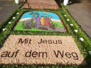 Festlicher Herrgottstag in Prinzbach