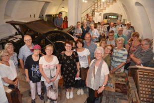Wolfacher Museumsfreunde erkundeten Zell