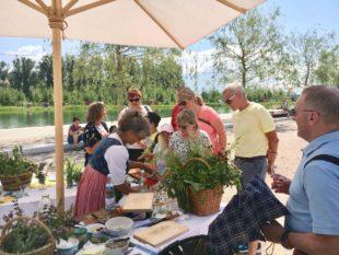 Ferienlandschaft Mittlerer Schwarzwald präsentierte sich auf der Landesgartenschau