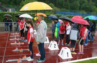 Am Sonntag breites Wettkampfangebot für junge Leichtathleten
