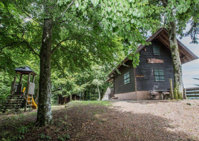 Wandern zur Kuhhornkopf-Hütte