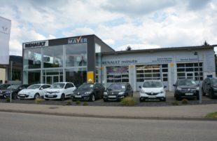 Autohaus Mayer bietet breites Leistungsspektrum