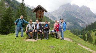 Bergwanderwoche im Berchtesgadener Land