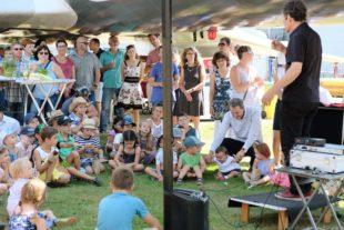 Mehr als 700 Gäste beim Fliegerfest