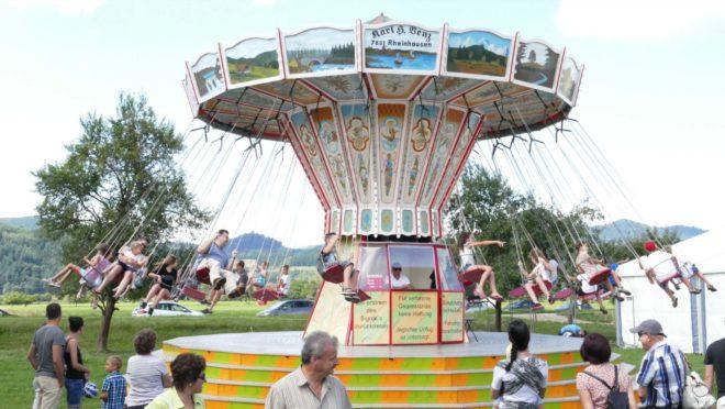 Entersbacher Kilwi: Jubiläumsumzug