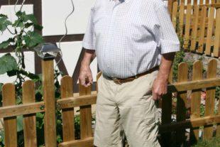 Erich Kopp feiert den 85. Geburtstag