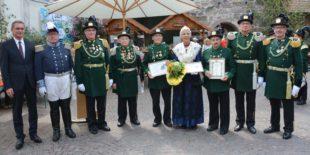 Rita Gutmann zum Ehrenmitglied ernannt