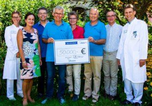 50.000 Euro für zwei innovative Projekte an der Uniklinik Freiburg