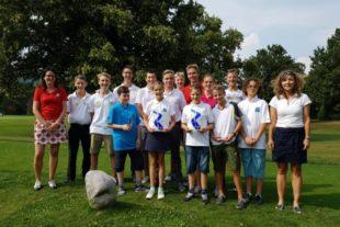 Gruppensieg für Golfjugend beim Jugendmannschaftspokal
