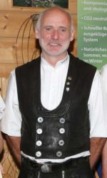 Rolf Rombach ist neuer Präsident des Verbands Holzbau Baden e.V.