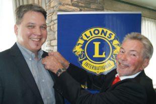 Präsidentenwechsel im Lions Club Zell
