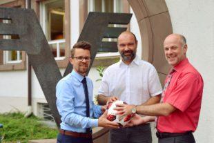Heute startet das dreitägige Fußballturnier im Riedacker-Stadion
