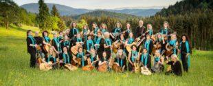 Gitarrenverein Nordrach: Musik im Kurpark