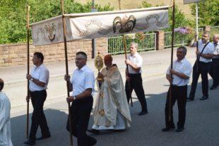 Nordracher begehen festliches Patrozinium zu Ehren des Hl. Ulrich