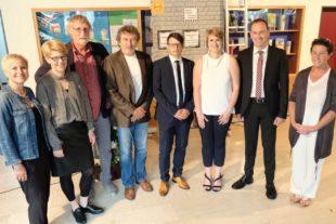 Brandenkopf-Schule begrüßt Swenja Gäthje als neue Rektorin