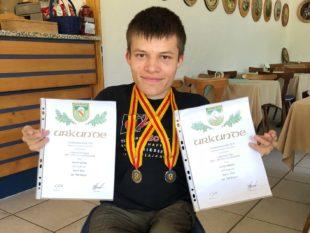 Sieg für Moritz Möbius bei Südbadischer Meisterschaft
