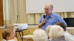 Pfarrer Seibt erzählte von Peru