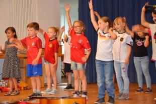 Fußball olé: Lieder, Tänze, Soccer-Rhythmen