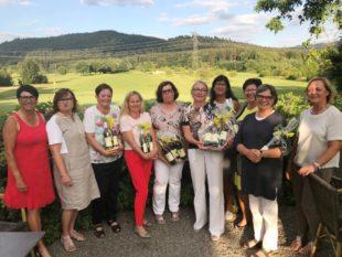 Golf-Ladies zu Gast im Gröbernhof