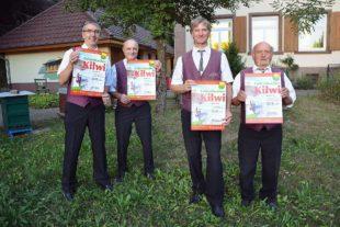 Ein halbes Jahrhundert Vereins- geschichte wird am Samstag gefeiert