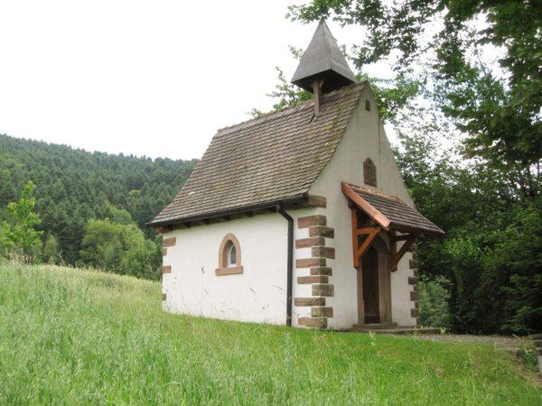 Wandergruppe Unterentersbach: Bergfest mit Feldgottesdienst