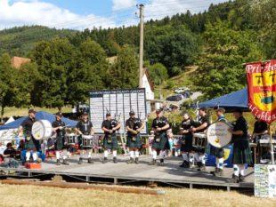 Rund 4.000 Besucher bei den Prinzbacher Highland Games