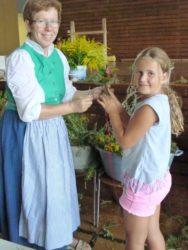 Kräuterbüschel-Tag fand bei den Besuchern viel Anklang