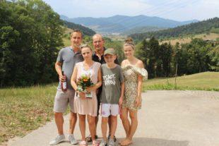 Ferienjubiläum auf dem Brucherhof in Oberentersbach