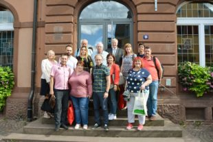 Delegation aus der Ukraine informierte sich im Kinzigtal über das deutsche Gesundheitssystem