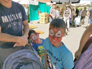 Bäuerliches Marktfest fand einmal mehr großen Anklang
