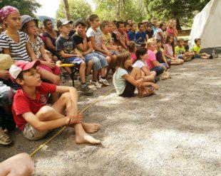 AWO-Stadtranderholung feiert Abschied von der Gehrmatt