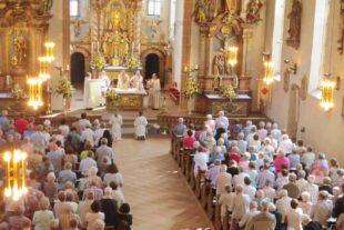 Wiedersehen an Maria Himmelfahrt mit Festprediger Pater Christophorus