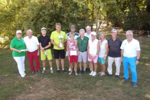 Europa Park GC Breisgau dominiert beim Ortenau-Golf-Pokal 2018