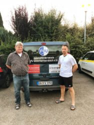 Handballer spenden für  FVU-Jugendförderverein