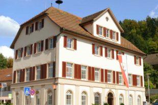 Nordracher Rathaus erstrahlt in neuem Glanz