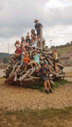 Ferienbetreuung der Grundschule mit abwechslungsreichem Programm