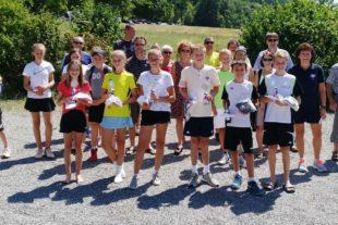 Junioren sammeln Leistungspunkte