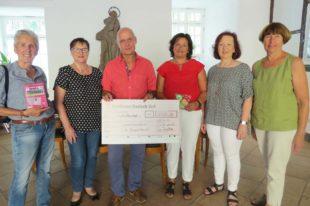 »CanTanten« spenden 2.500 Euro an den Ortenauer Kinderhospizdienst