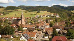 Vier Tage wird in Oberharmersbach Kilwi gefeiert
