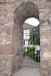 Historische Gasse ist geöffnet