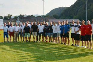 Bezirksliga startet mit einem Fußballfest in die neue Runde