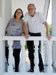 Uta und Helmut Deger feiern am 10. August ihre goldene Hochzeit