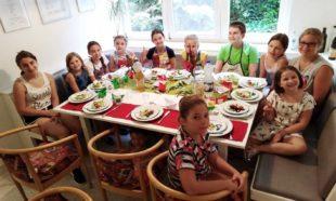 Das perfekte italienische Dinner