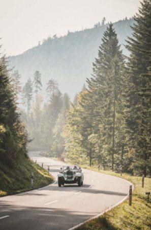 Baiersbronn Classic: Legendäre Oldtimer fahren durch Oberharmersbach