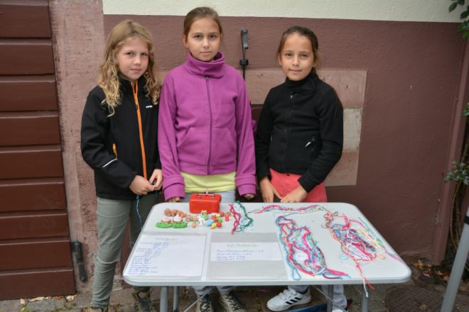 Schatzsucher-Feeling bei Kinderfloh- und Trödelmarkt