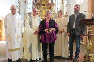 Anke Haas ist neue Gemeindereferentin in der Seelsorgeeinheit