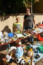 Kinder-Flohmarkt war gelungener Abschluss des Zelli-Programms
